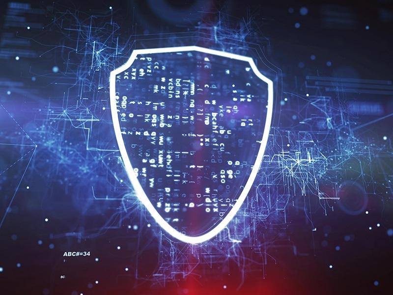 dettaglio cybersecurity presso zena office, a piacenza